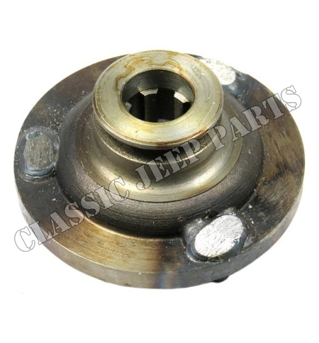 Drive shaft hub Braden capstan winch