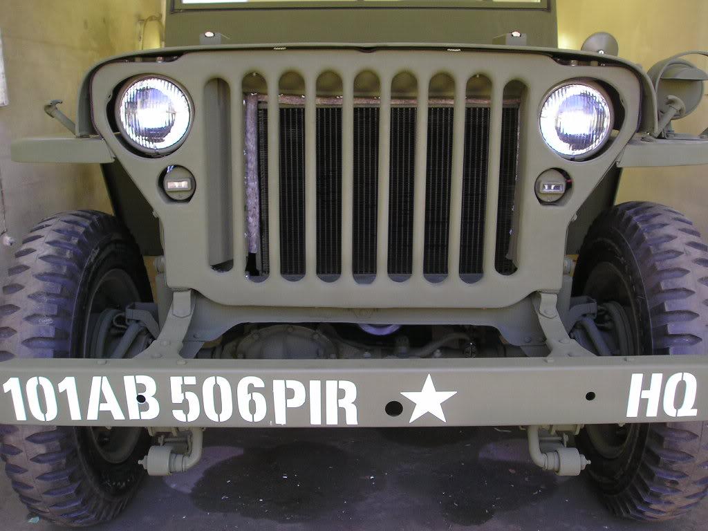 Classic Jeep Parts Cj3b Wiring Harness