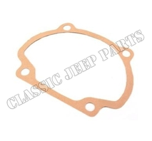 Gasket steering box
