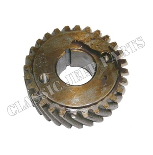 Gear crankshaft gear driven engine 28 teeth NOS