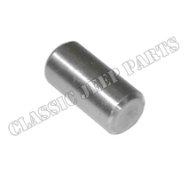 Shifter plate fulcrum pin T84
