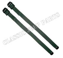 Top tie down strap set