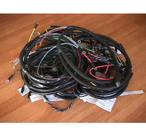 Wiring harness standard for pull push switch two stop lights MADE IN AUSTRALIA