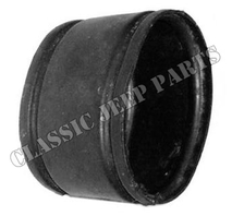 Airhorn to airfilter tube rubber seal
