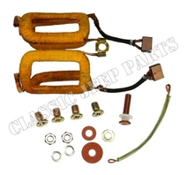 Field coil repair kit starter motor 6 volt