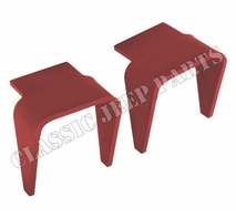 Frame reinforcement brackets 2 pcs for M31C pedestal