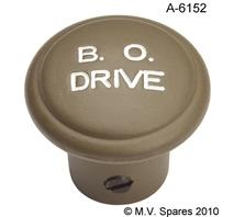 """Knob metal zinc """"B.O.DRIVE"""""""