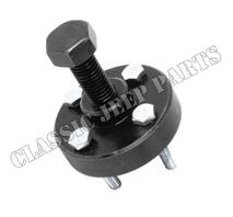 Waterpump pulley tool