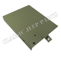 Battery/generator splash shield WILLYS MB