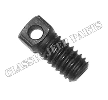 Screw set shift lever pivot pin D18