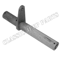 Clutch pedal shaft MB/GPW/CJ2A/3A/3B/5/6 up to 1966