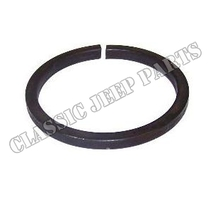 Ball cup retaining ring