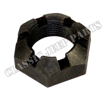 Main shaft nut D18