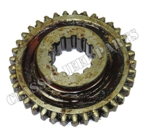 Output shaft sliding gear D18