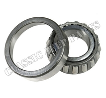 Output shaft bearing D18
