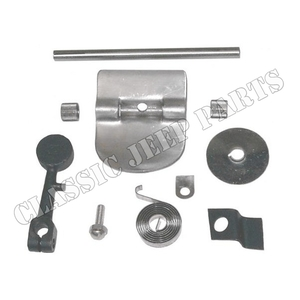 Heat control valve repair kit