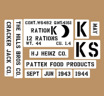 Field Ration K