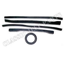 Fuel tank rubber seals set 5 pcs