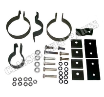 Clamp kit muffler early
