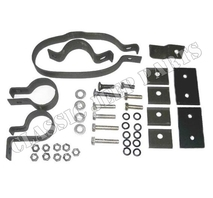 Clamp kit muffler standard