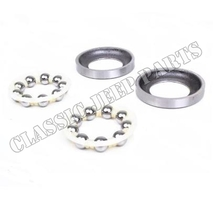 Ball bearing kit steering box