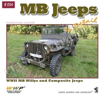 MB Jeeps in detail 144 pages