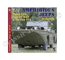 Amphibious Jeeps In Detail 71 pages