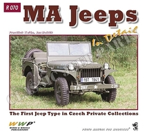 MA Jeeps in detail 72 pages