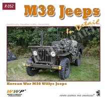 M38 Jeeps in detail 72 pages