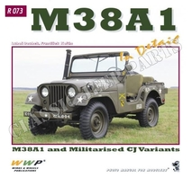 M38A1 Jeeps in detail 107 pages