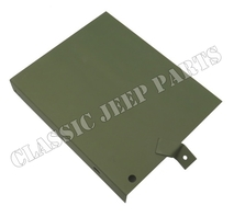 Battery/generator splash shield FORD GPW F-script