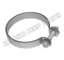 Carburator pipe clamp