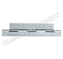 Hinge lid tool compartment standard MADE IN ENGLAND