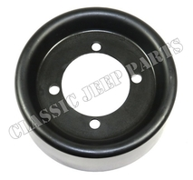 Emergency brake drum early