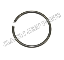 Main shaft roller snap ring T84