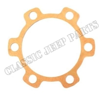 Axle shaft gasket