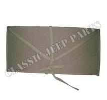 Canvas toolbag