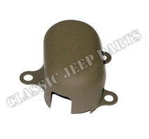 Fuel tank sending unit metal cover FORD GPW F-script