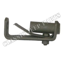 Emergency brake ratchet tube bracket