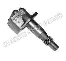 Oil pump chain drive engine