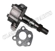 Oil pump gear drive engine