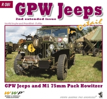 GPW Jeeps in detail 72 pages