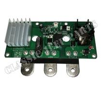 Electronic kit for voltage regulator 6 and 12 volt