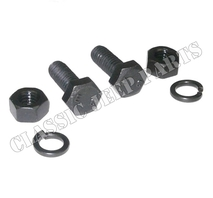 "Kit with 2 bolts washers and nuts 5/16""-7/8"" UNC WILLYS MB EC-script"