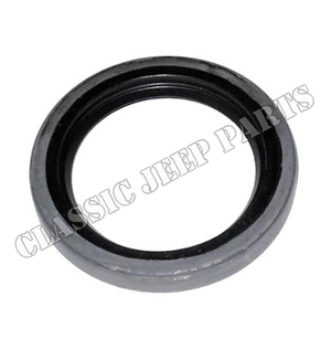Crankshaft oil seal front