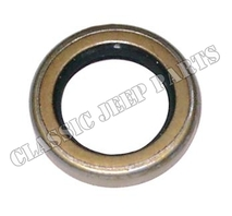 Oil seal steering box