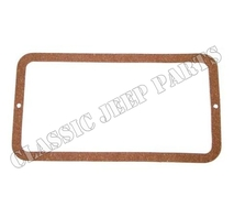 Regulator cork gasket