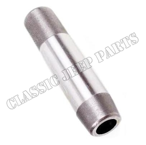 Valve stem guide intake