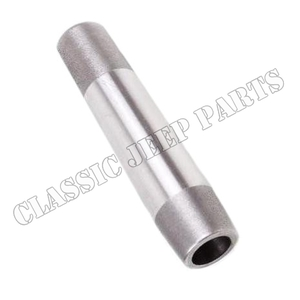 Valve stem guide exhaust