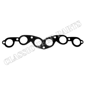 Intake and exhaust manifold gasket